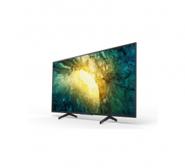 Smart Tivi Sony KD-65X7500H (65X7500H) - 65 inch, HDR Android, 4K UHD - New 2020