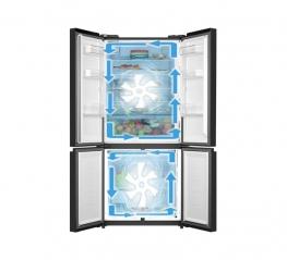Tủ lạnh Toshiba RF610WE-PMV(37)-SG (RF610WE) - 4 cửa, 511 lít, Inverter